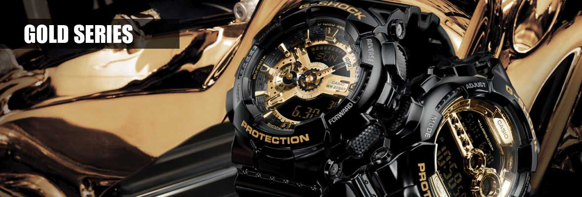 ea0ea9085f2 Loja Oficial G-SHOCK - Relógio G-SHOCK Gold Series Original