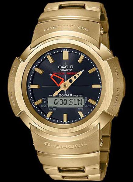 Relógio CASIO G-Shock AWM-500GD-9ADR