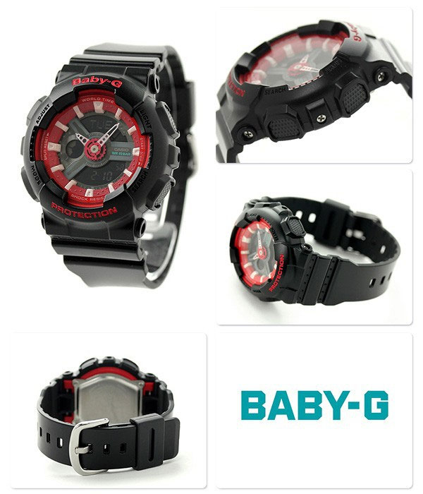 RELÓGIO BABY-G BA-110SN-1ADR