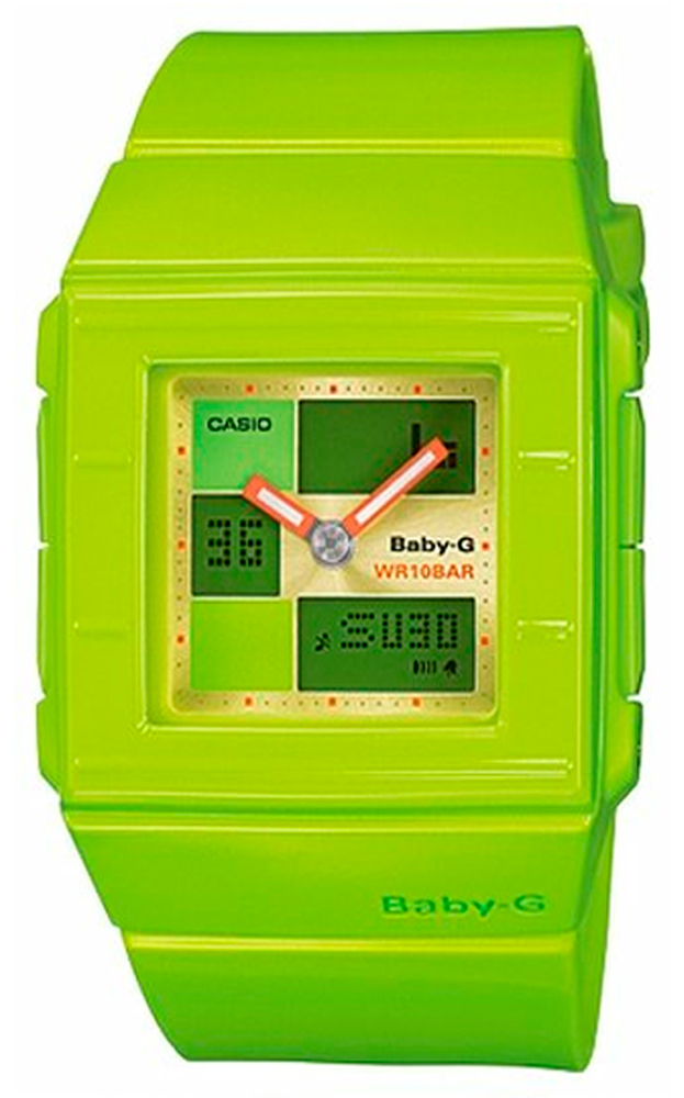 RELÓGIO BABY-G BGA-200-3EDR