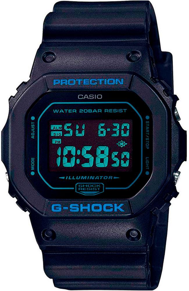 RELÓGIO G-SHOCK DIGITAL DW-5600BBM-1DR