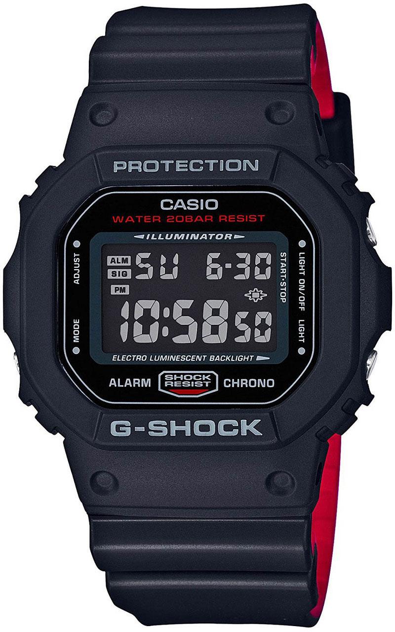 RELÓGIO G-SHOCK DIGITAL DW-5600HR-1DR