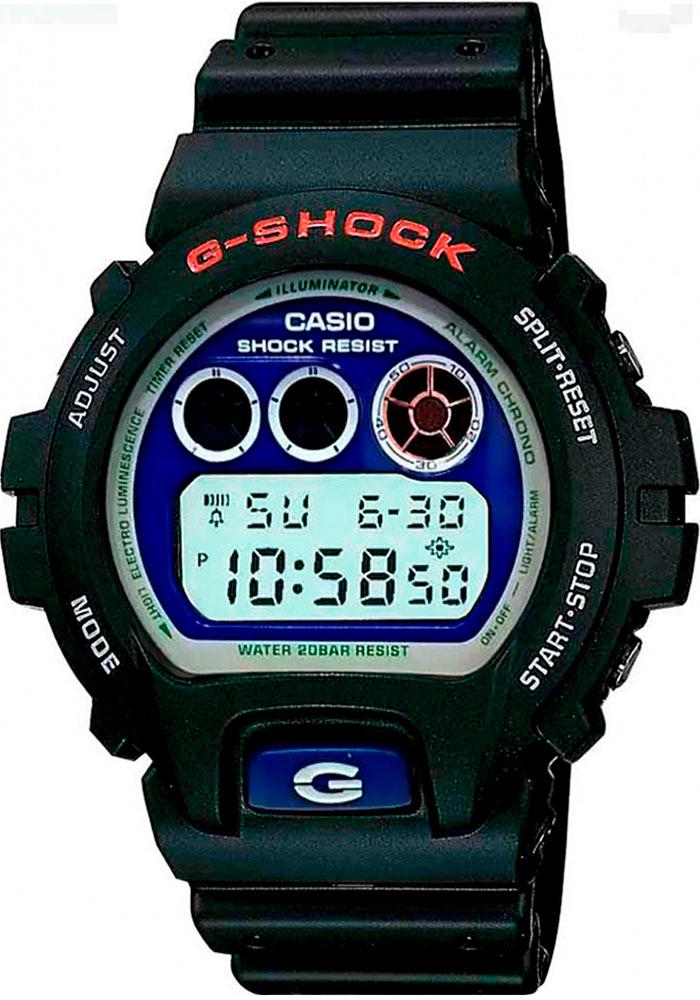 RELÓGIO G-SHOCK DW-6900BR-1DR