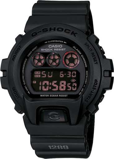 RELÓGIO G-SHOCK DIGITAL DW-6900MS-1DR