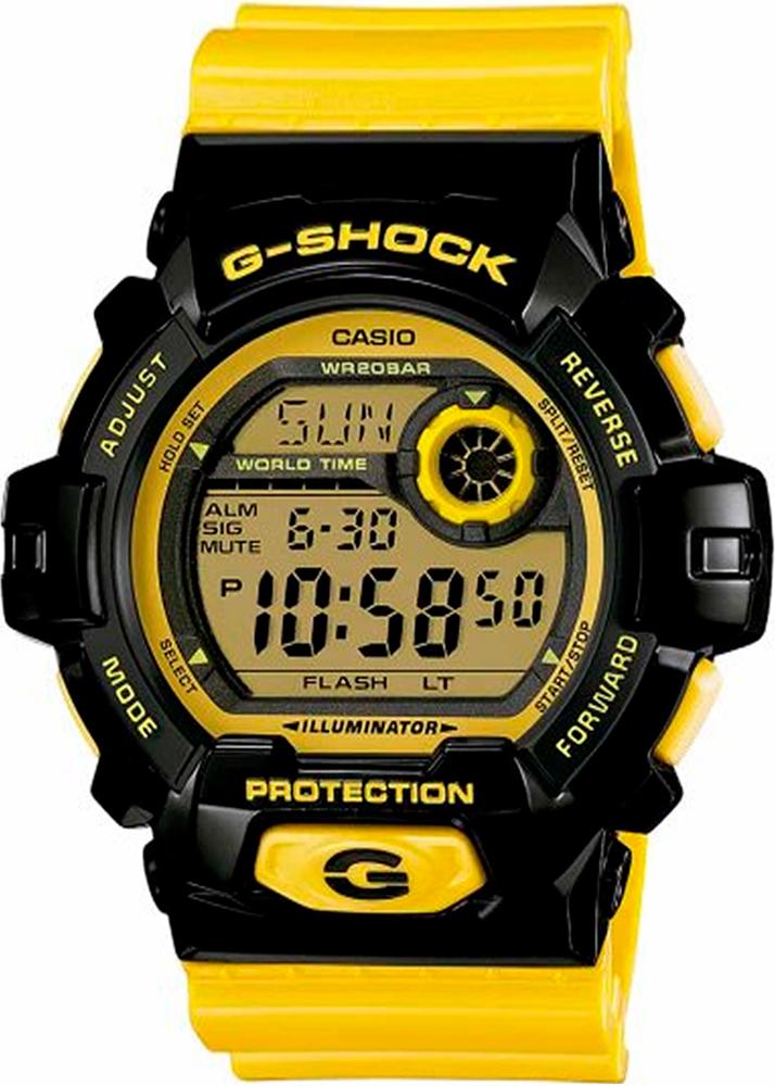 RELÓGIO G-SHOCK DIGITAL G-8900SC-1YDR