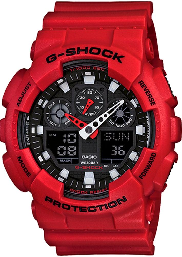 Relógio G-Shock GA-100B-4ADR