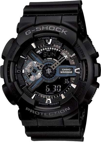 RELÓGIO G-SHOCK GA-110-1BDR