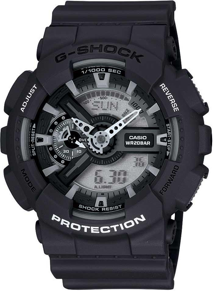 RELÓGIO G-SHOCK GA-110C-1ADR