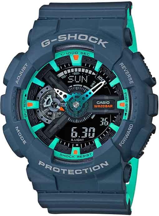 RELÓGIO G-SHOCK GA-110CC-2ADR