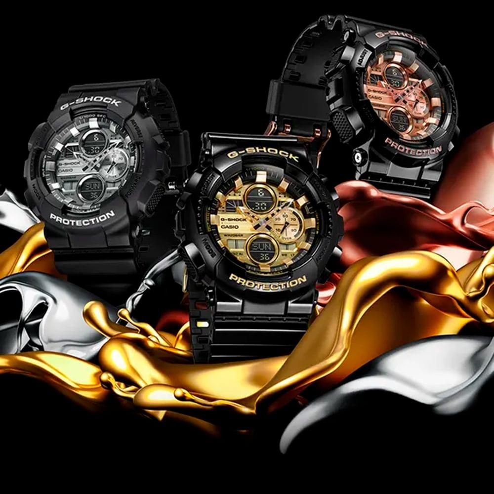 Relógio G-Shock GA-140GB-1A2DR