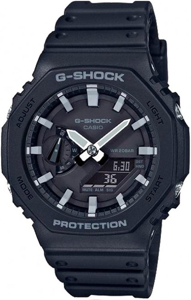 Relógio G-Shock GA-2100-1ADR *Carbon Core Guard