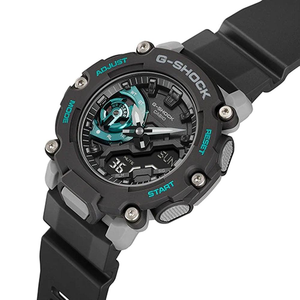 Relógio G-SHOCK GA-2200M-1ADR *Carbon Core Guard