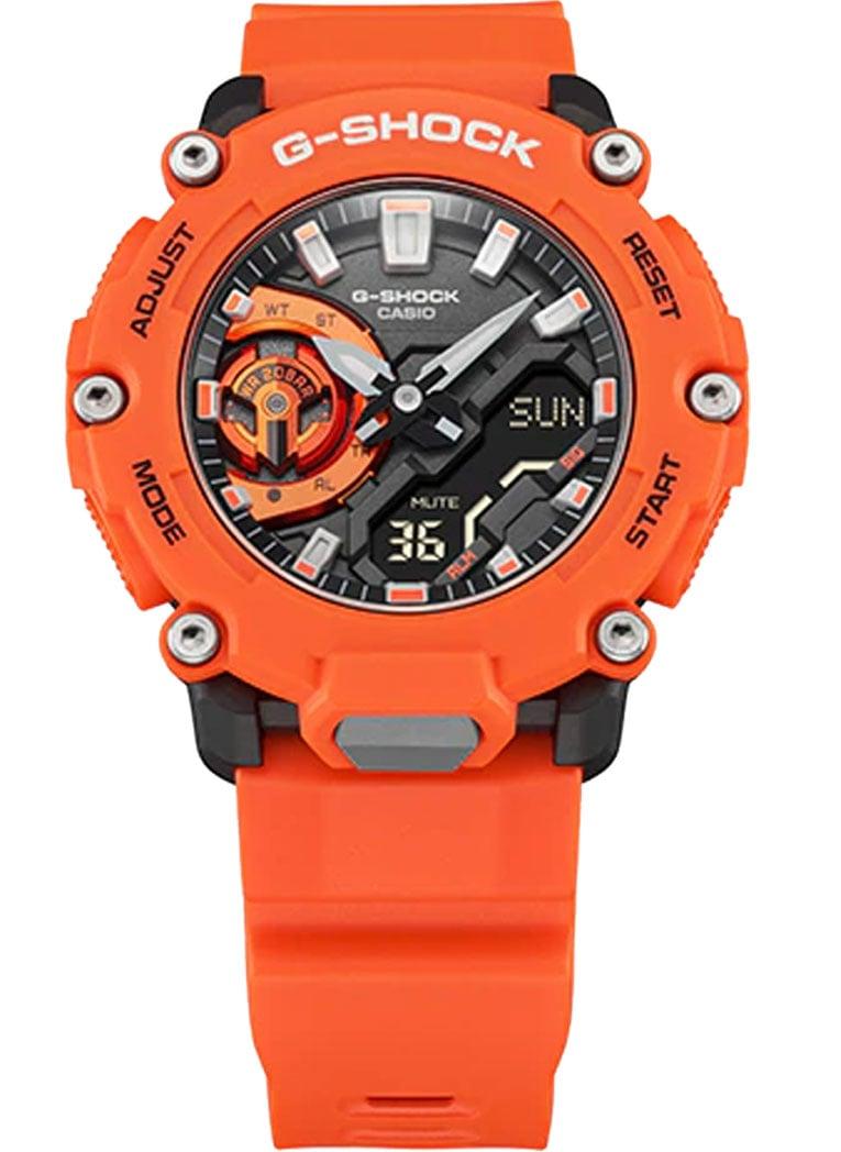 Relógio G-SHOCK GA-2200M-4ADR *Carbon Core Guard