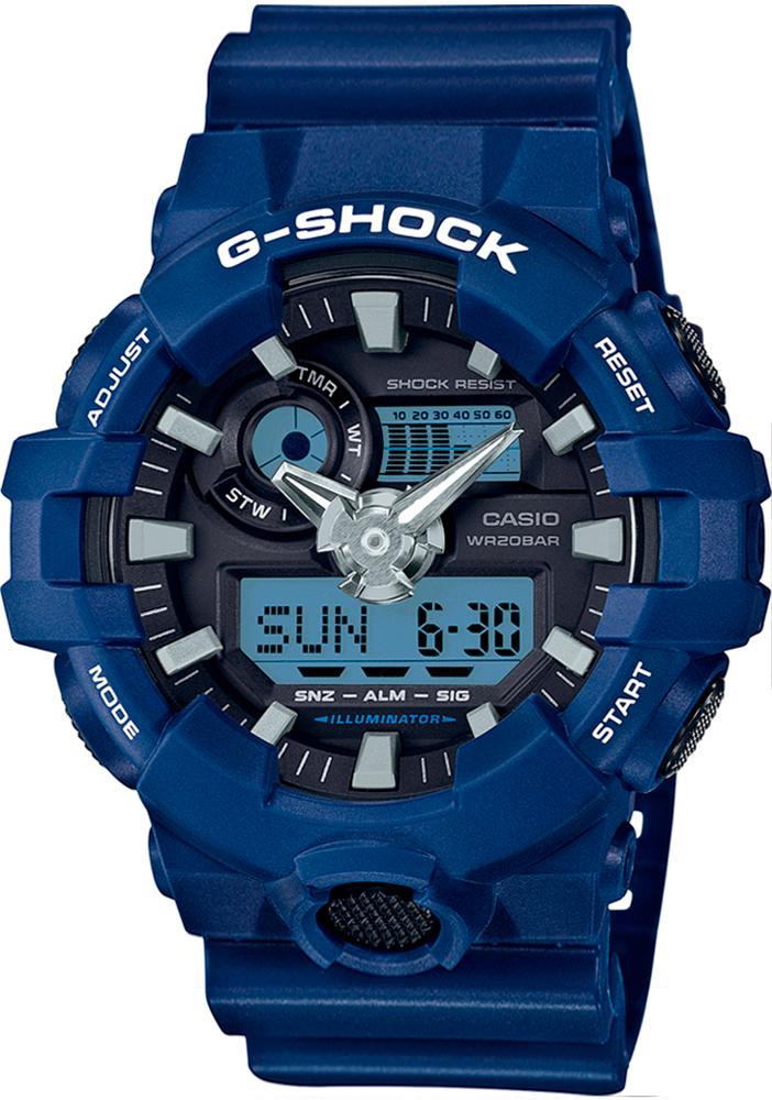 RELÓGIO G-SHOCK GA-700-2ADR