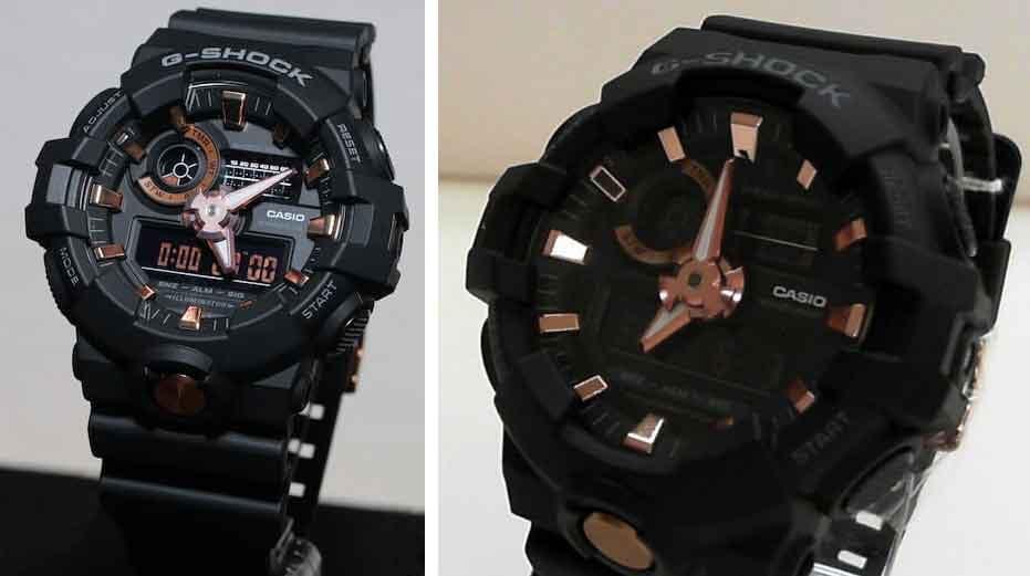 Relógio G-Shock GA-710B-1A4DR