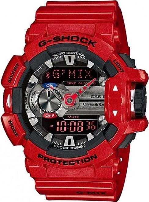 RELÓGIO G'MIX G-SHOCK GBA-400-4ADR