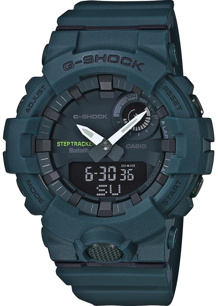RELÓGIO G-SHOCK GBA-800-3ADR *BLUETOOTH