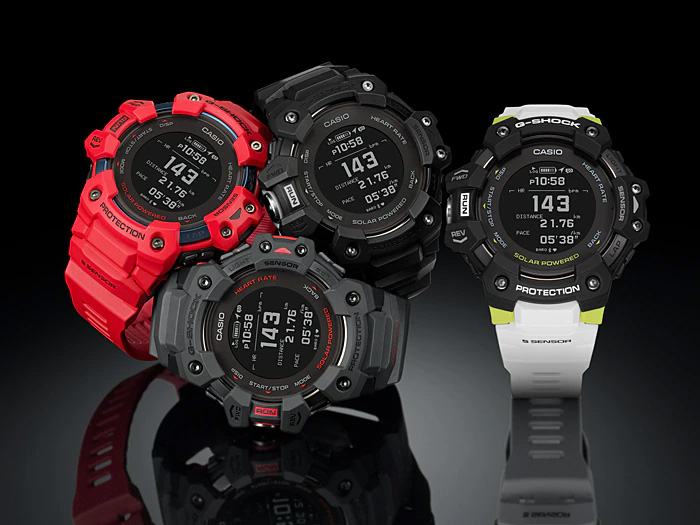 Relógio G-SHOCK Squad GBD-H1000-4DR