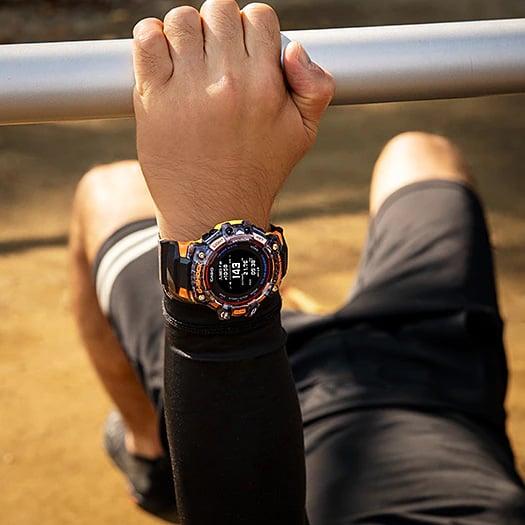 Relógio G-SHOCK Squad GBD-H1000-1A4DR