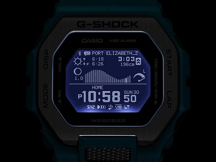 Relógio G-SHOCK G-LIDE GBX-100-2DR