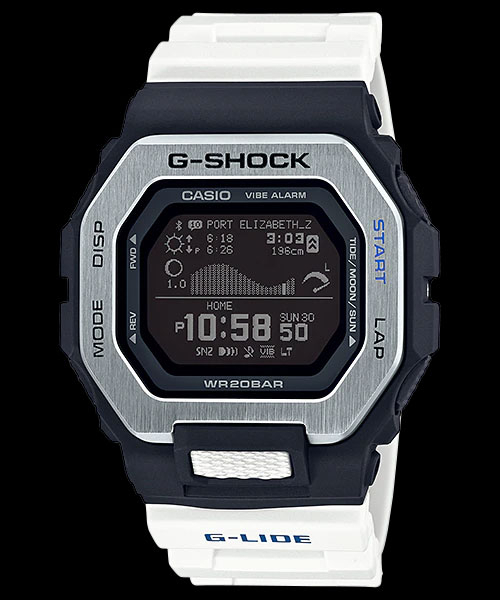 Relógio G-SHOCK G-LIDE GBX-100-7DR