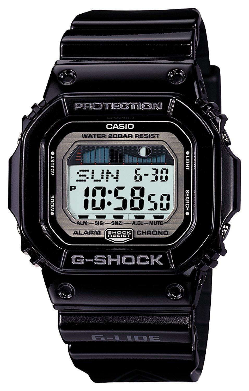Relógio CASIO G-Shock GLX-5600-1DR G-LIDE Tide-Graph