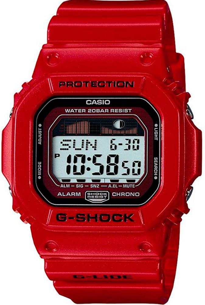 RELÓGIO G-SHOCK DIGITAL GLX-5600-4DR