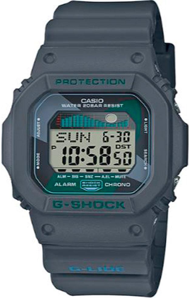 RELÓGIO G-SHOCK DIGITAL GLX-5600VH-1DR