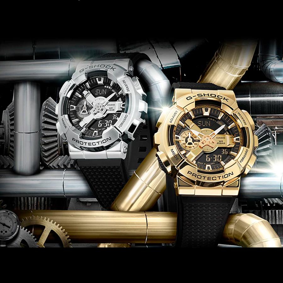 Relógio G-Shock GM-110G-1A9DR