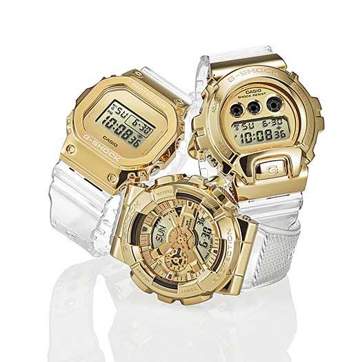 Relógio CASIO G-Shock GM-110SG-9ADR
