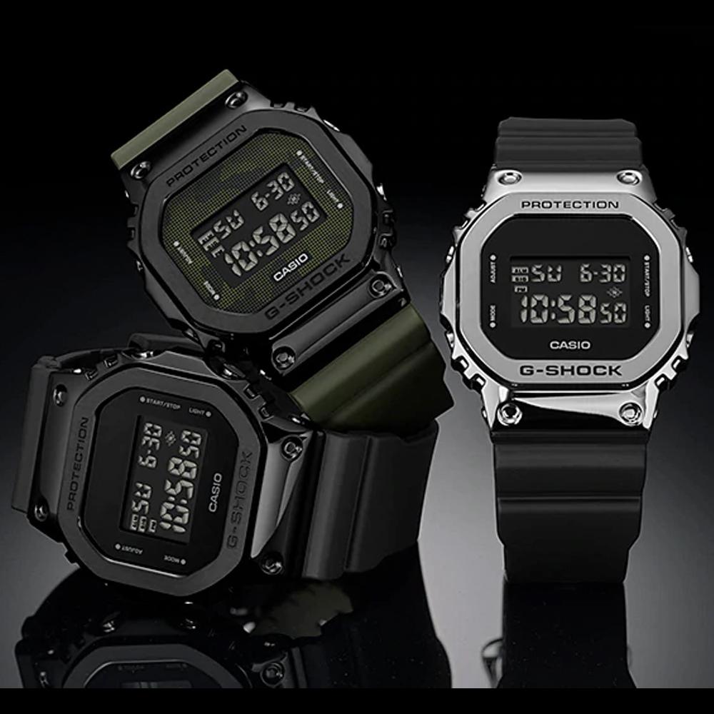 Relógio G-Shock GM-5600B-3DR