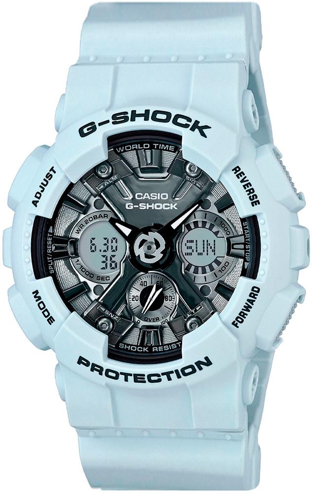 RELÓGIO G-SHOCK GMA-S120MF-2ADR