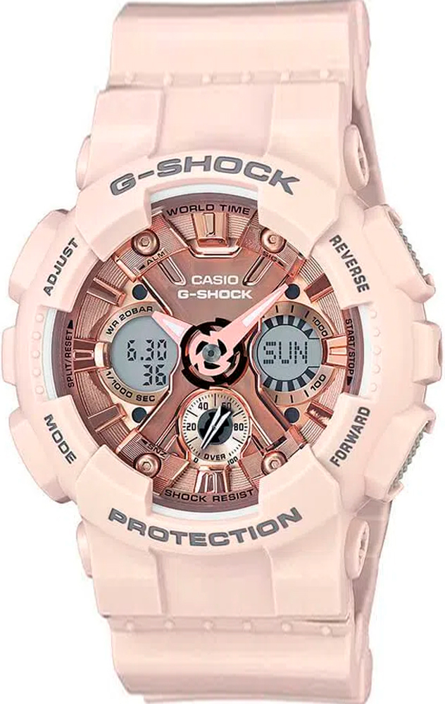 RELÓGIO G-SHOCK GMA-S120MF-4ADR