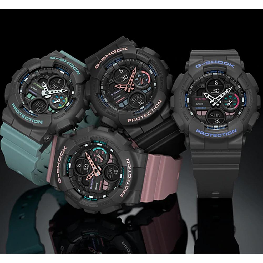 Relógio CASIO G-Shock GMA-S140-1ADR