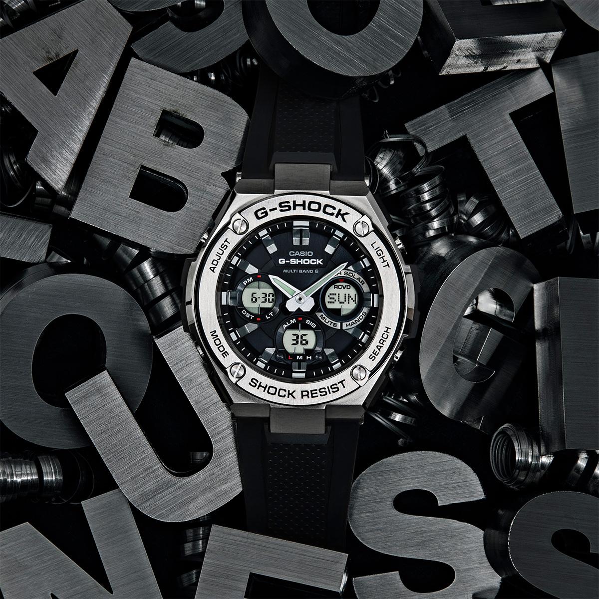 Relógio G-Shock G-Steel GST-S110-1ADR
