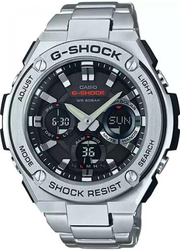 RELÓGIO G-SHOCK G-STEEL GST-S110D-1ADR