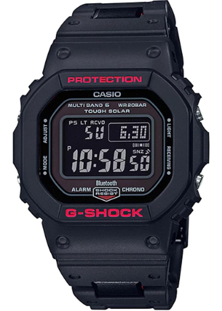 RELÓGIO G-SHOCK GW-B5600HR-1DR *BLUETOOTH