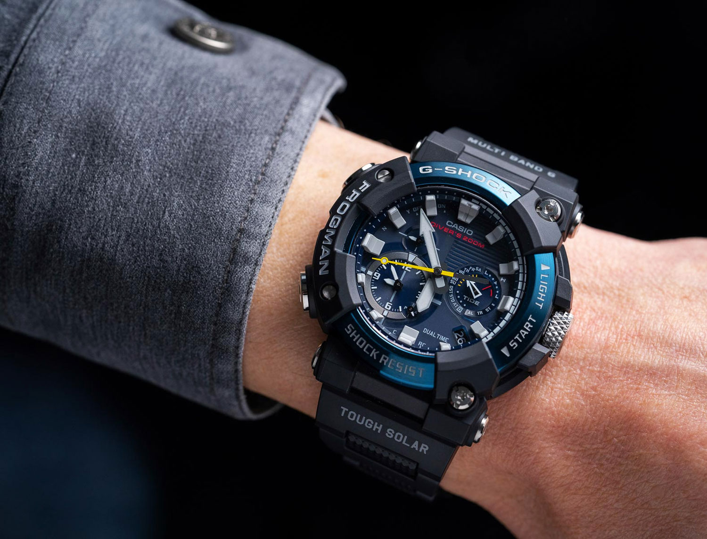 Relógio G-SHOCK Frogman Royal Navy GWF-A1000C-1ADR