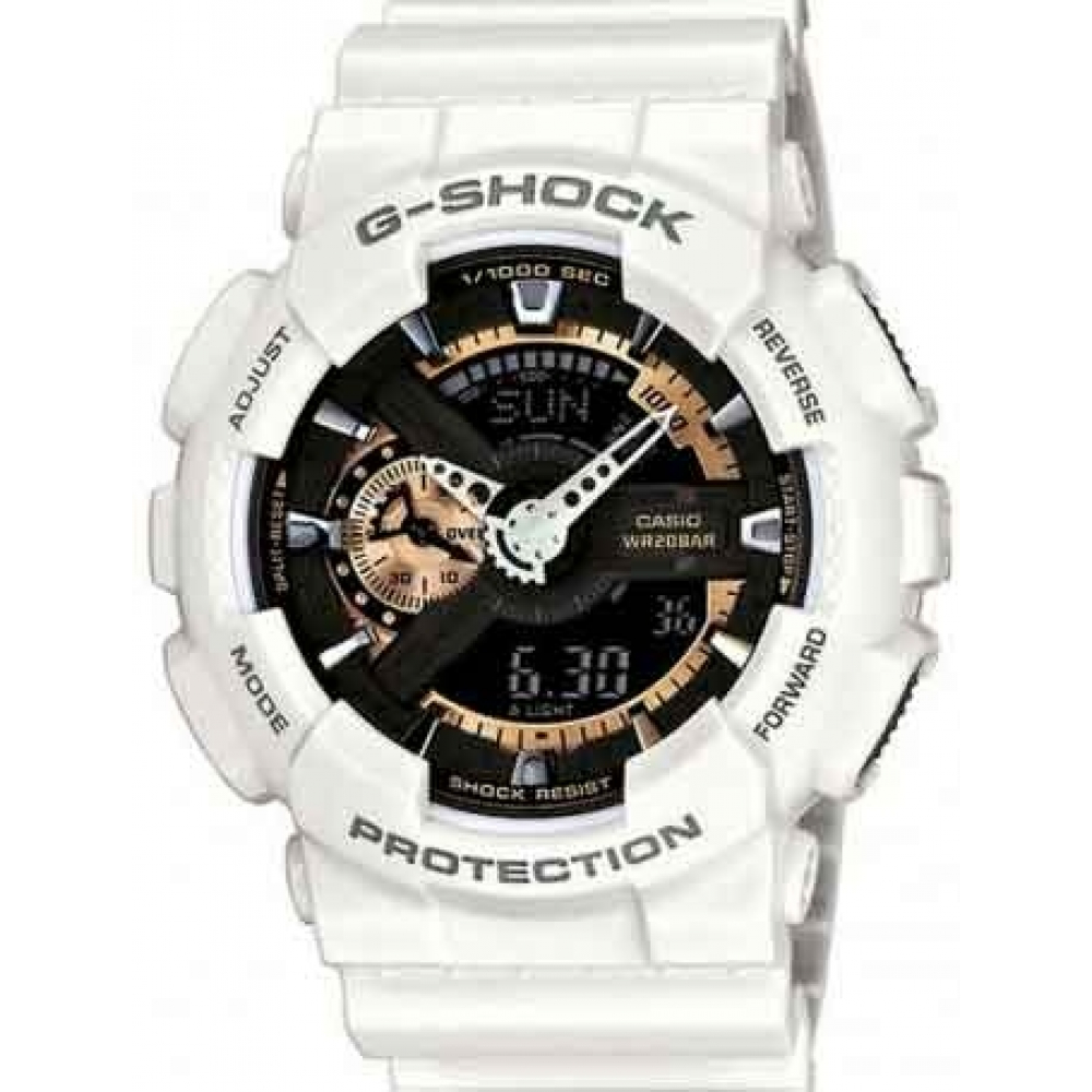 RELÓGIO G-SHOCK ANALOG-DIGITAL GA-110RG-7ADR