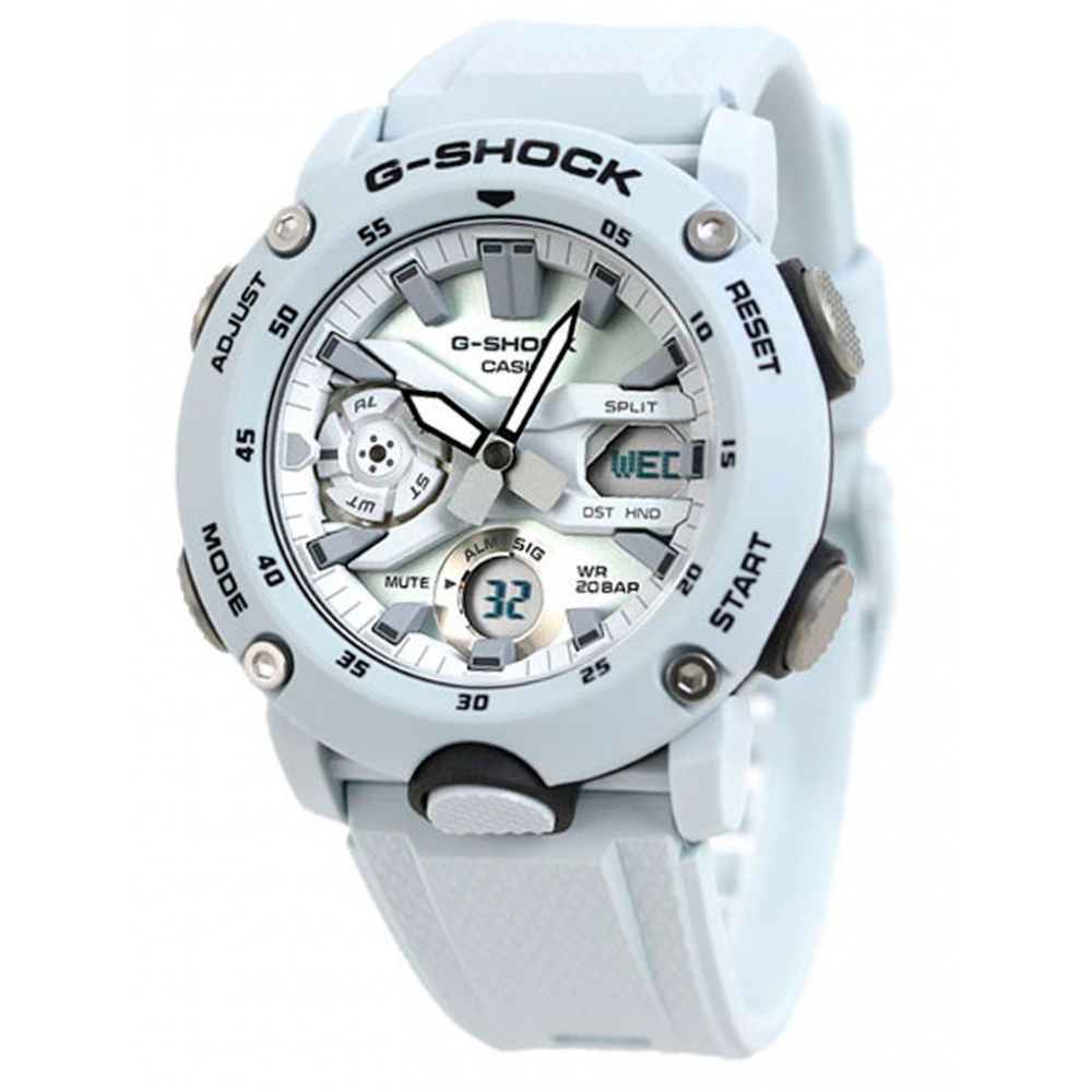 RELÓGIO G-SHOCK GA-2000S-7ADR Carbon Core Guard