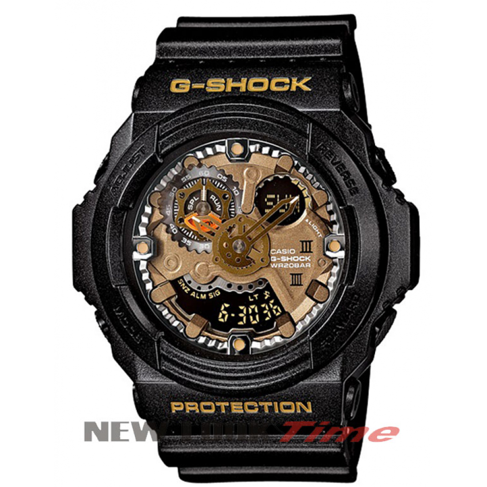 Relógio CASIO G-Shock GA-300A-1ADR Anti Magnetic
