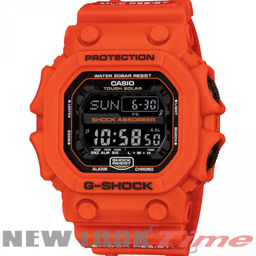 Relógio CASIO G-Shock GX-56-4DR Tough Solar