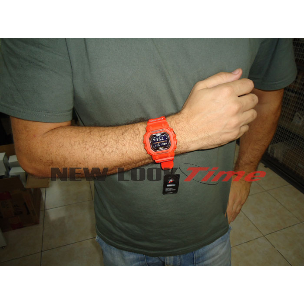 Foto do Relógio CASIO G-Shock GX-56-4DR Tough Solar
