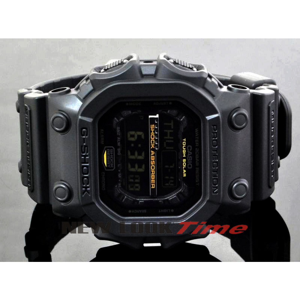 "Relógio CASIO G-Shock GX-56GB-1DR Ultimate ""The King"" - Tough Solar"
