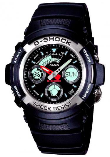 Relógio G-Shock AW-590-1ADR