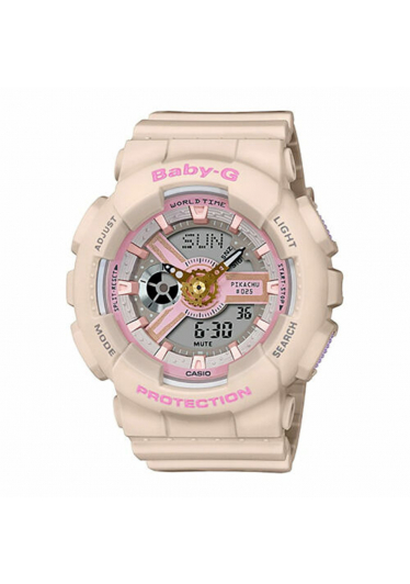 Relógio BABY-G BA-110PKC-4ADR