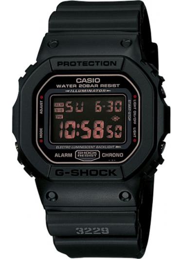RELÓGIO G-SHOCK DIGITAL DW-5600MS-1DR