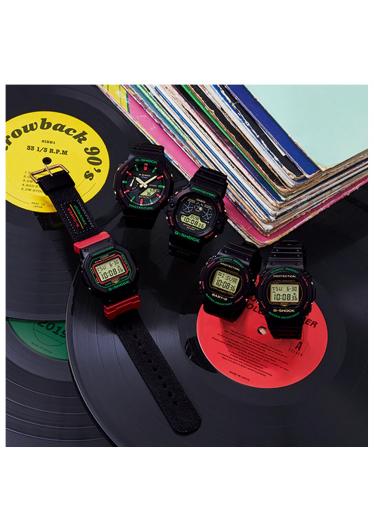 Relógio G-Shock DW-5900TH-1DR