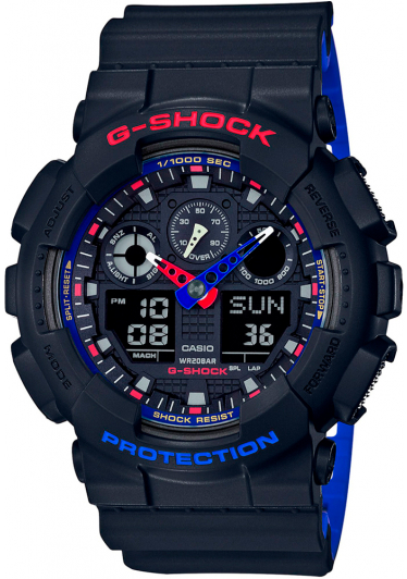 Relógio G-Shock GA-100LT-1ADR