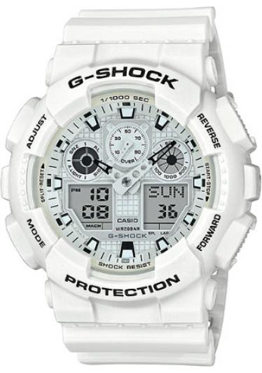 RELÓGIO G-SHOCK GA-100MW-7ADR